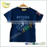 Kids 100% Organic Cotton Led T-Shirt Wholesale