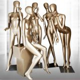 Top quality fiberglass mannequins for woman clothes, Hot selling wrapped mannequins