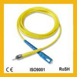 SC-FC UPC SIMPLEX 2.0 SM 1meter fiber optic patch cord