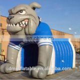 Bulldogs Football inflatable Sports Tunnel for sale