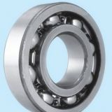 6002 Z, ABEC-1, Z1V1 ,C0 Stainless Steel Ball Bearings 85*150*28mm Black-coated