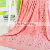 Super cheap microfiber sweat absorbing 100% cotton printed towels