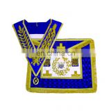 Masonic Apron Regalia | Embroidered Apron and Sash | Collars & Apron | Masonic Supply