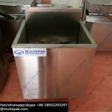multepak chinese factory hot water dip shrink tank for meat sausage chicken cheese