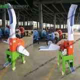 9ZP-1.8   Animal feed Forage chopper chaff cutter silage making machine