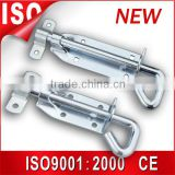 Zinc Plated Cold Rolled Steel Security Door Bolt