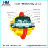 Single Center Disc Cutter for TBM Machine Roller Disc Cutter For Tunnel Boring Machine