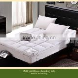 Bedding set/mattress topper/hot sale mattress/bedroom mattress
