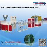 Machine for PVC Fiber Braided Soft Hose/PVC Garden Soft Pipe Extrusion Line