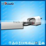 3 years warranty magnetive compatible T8 LED tube can directly replace a fluorescent tube without changing wiring