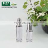 20ml Cosmetics Packing Supplier Empty Serum Dropper Glass Cosmetic Essential Oil Glass Bottle