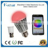 new products on china market rgbw led controller support phone app wholesale, Bluetooth Led Light Bulb, Bluetooth Led Bulb