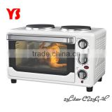 Electric Oven Toaster Grill with hot plate,rotisserie and convection function                                                                         Quality Choice