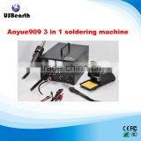 High quality !!! multi-function Repairing System aoyue909 3 in 1, soldering station, welding equipment Aoyue 909