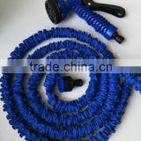 promotion plastic cheap price royalblue magic hose with dark blue color mist spray nozzle