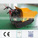 skid steerdumper mini truck with petrol engine and CE                                                                         Quality Choice