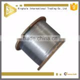 AISI 316L Construction material Stainless Steel wire Rope with Large Stock made in China