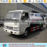 Hot sale 7000 litres dongfeng liquid waste trucks