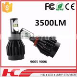 High quality lamps for lada for toyota avanza 9005 9006 led head light