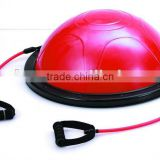 Balance Step, Balance Trainer, Balance Dome Ball with Resistance Tubes