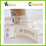 China Factory Cheap Custom High Quality T shirt Labels for Clothing Brand                                                                         Quality Choice