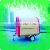 Special Offers Outdoor Food Service Garden Trailer Cart,Mobility Scooter Trailer XR-FC220 B
