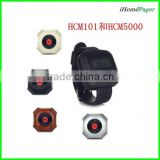 Sliver Patient calling nurse \ watch wrist receiver manufacturer \ Paging system for hospital