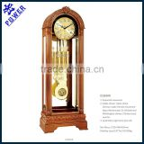 Antique floor standing clock Grandfather Clock With German Mechanical Movement clock, Floor clocks