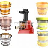 High quality stainless steel manual juicer, Kitchen Appliance Parts, Fashinal style Juicer with stainless steel Blade and Filter