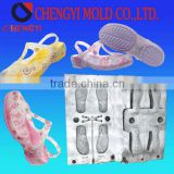 Printing garden jelly shoes ladies Sandals molding