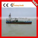 CE certificated low price small river and sand dredging machine
