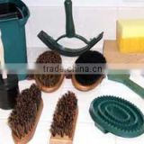 Soft touch horse grooming kit