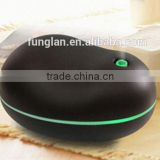 Magic Bean mini LED light USB wooden essential oil aroma diffus usb ultrasonic aroma diffuser