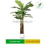 Artificial Banana plant for indoor decoration(three trunks as one group)