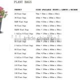 Grow Bags- Plant Container Bag- Custom Order Nursery Bags