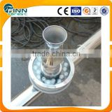 Swimming pool water jet stainless steel bubble fountain nozzle