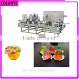 Jelly Cups Packaging Machinery/water Cup Filling Sealing Machine