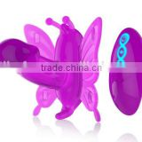 Double Vibrating Butterfly Of Penis Masturbation MASSAGER,control wireless vibration medical silicone strap on dildo Vibrating