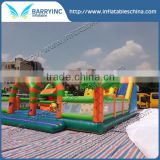 Quality insurance used kids outdoor toys with factory price