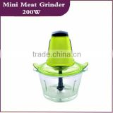 Electric Food Processor for Home Use Mini Meat Grinder Mini Chopper (HK-JY-A)