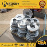Width 25mm T3 0.21mm Thickness tinplate strip for badge