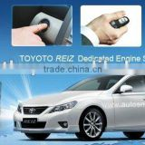 Car parts for Toyota car alarm keyless entry system push button start engine