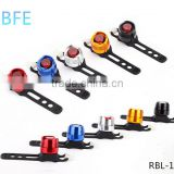 LED Waterproof Bike Bicycle Cycling Front Rear Tail Helmet Red Cycling Safety Caution Light