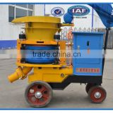 ISO 9001:2008 Culvert Used Dry Shotcrete Machine/Small PZ-5 Concrete Shotcrete Machine