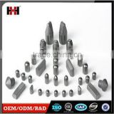 OEM&ODM high precision good wear resistance tungsten carbide tool tips for mining drill bits