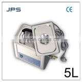 5L Large Capacity Stainless Steel Electric Ultrasonic Denture Cleaner