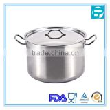 Stainless steel 3 size Stainless Steel Hot Pot Insulated Food Server Casserole