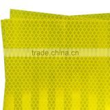High Intensity Prismatic (HIP) Reflective Sheeting DM7610 Fluorescent Yellow
