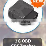 Cheapest gsm module for sim card tracking google maps WCDMA/CDMA2000 3g car gps tracker with programmer gps trackericle