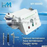 MY-600A3 New Device Portable dermabrasion oxygen microdermabrasion machine/Diamond Dermabrasion/multifunction beauty machine
